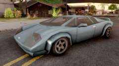 Infernus from GTA VC para GTA San Andreas