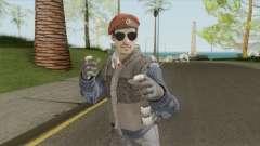 Colussus Militia V3 (Call Of Duty: Black Ops II) para GTA San Andreas