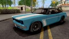 Declasse Tampa GTA 5 para GTA San Andreas