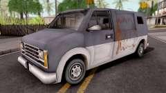 Hoods Rumpo XL GTA III Xbox para GTA San Andreas