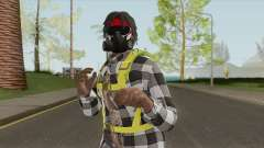 Black Guy Skin V3 para GTA San Andreas