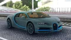 Bugatti Chiron Original para GTA San Andreas