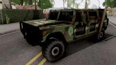 Patriot Exercito Brasileiro para GTA San Andreas