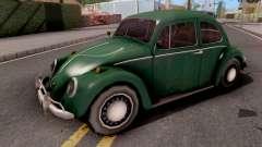 Volkswagen Beetle 1970 SA Style para GTA San Andreas