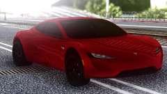 Tesla Roadster 2020 para GTA San Andreas