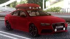 Audi RS 7 Sportback para GTA San Andreas