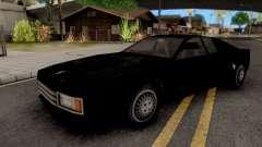 VCPD Cheetah from GTA VC para GTA San Andreas