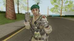 ISI Leader (Call of Duty: Black Ops II) para GTA San Andreas