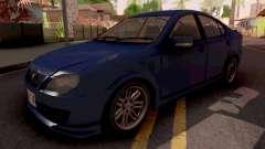 Proton Persona Elegance 3.0 Sport Edition para GTA San Andreas