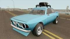 Lampadati Michelli GT GTA V para GTA San Andreas
