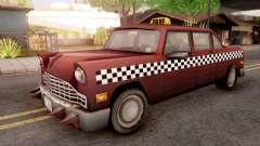 Borgine Cab from GTA 3 para GTA San Andreas