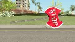 Retention Axe V1 para GTA San Andreas