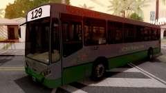 Metalpar Iguazu 1718 S-LB Linea 129 Mision Bueno