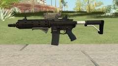 Carbine Rifle V2 (Tactical, Flashlight, Grip) para GTA San Andreas