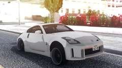 Nissan 350z Street Japan para GTA San Andreas