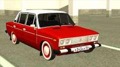 VAZ 2106 Retro Limousine para GTA San Andreas