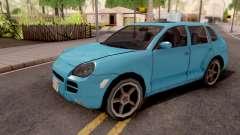 Porsche Cayenne 2006 para GTA San Andreas