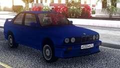 BMW M5 E30 Blue para GTA San Andreas