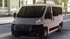 Peugeot Boxer Van para GTA San Andreas