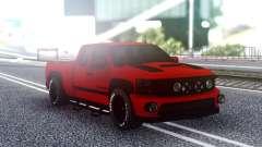 Chevrolet Silverado Sport para GTA San Andreas