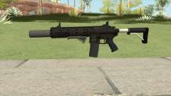 Carbine Rifle V2 (Flashlight, Grip, Silenced) para GTA San Andreas