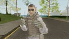 The Damned 33rd Soldier V3 (Spec Ops: The Line) para GTA San Andreas
