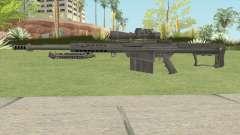 COD:OL Barrett M82 para GTA San Andreas