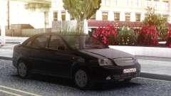 Chevrolet Lacetti Black para GTA San Andreas