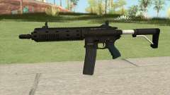 Vom Feuer Carbine Rifle GTA V (Extended Clip) para GTA San Andreas