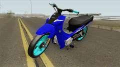 Yamaha New Crypton Stunt para GTA San Andreas