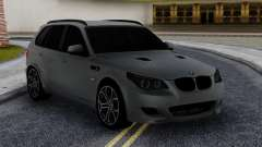 BMW X5M E70 with M5 E60 face