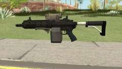Carbine Rifle GTA V Box (Grip, Tactical) para GTA San Andreas