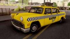 Kaufman Cab GTA VC Xbox para GTA San Andreas