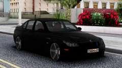 BMW Black M5 E60 para GTA San Andreas