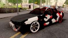 Nissan Skyline R33 Drift Camo