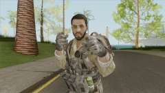 ISI Soldier V3 (Call Of Duty: Black Ops II) para GTA San Andreas