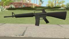 M16A2 Default Design (Stock Mag) para GTA San Andreas