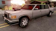 Love Fist Limo from GTA VC para GTA San Andreas