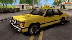 Taxi GTA VC Xbox para GTA San Andreas