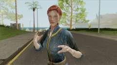 Vault Dwellers - Engineer From Fallout 3 para GTA San Andreas