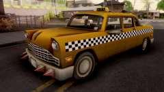 Borgine Cab GTA III para GTA San Andreas