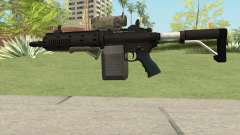 Carbine Rifle V1 (Tactical, Flashlight, Grip) para GTA San Andreas