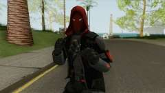 Red Hood Legendary para GTA San Andreas