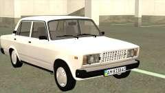 2107 Ucrânia para GTA San Andreas