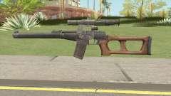 VSS (PUBG) para GTA San Andreas