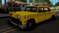 Cabbie GTA VC Xbox para GTA San Andreas