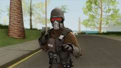 NCR EDF From Fallout: New Vegas para GTA San Andreas
