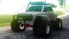 Lada Niva Super JIPE para GTA San Andreas