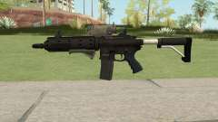 Carbine Rifle GTA V Default (Grip, Tactical) para GTA San Andreas