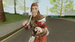 Scarlett Rhodes IX From Black Ops 4: Zombies V2 para GTA San Andreas